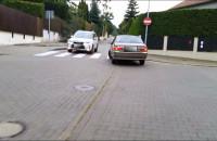 Stop agresji drogowej: jazda pod prąd