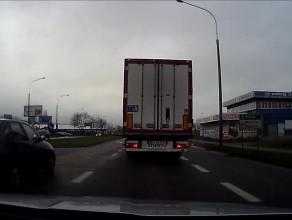 Wyprzedził przed przejściem i skrzyżowaniem