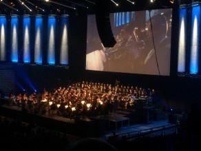 """""""Gwiezdne wojny"""" - Koncert Muzyki Filmowej w Ergo Arenie"""