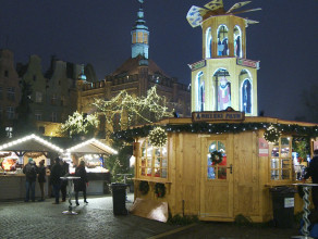 Rozpoczął się Gdański Jarmark Bożonarodzeniowy