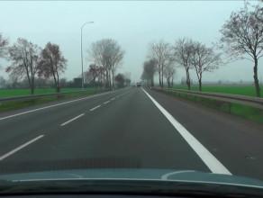 Trasa: Nowy Dwór Gdański - Koszwały okiem kierowcy