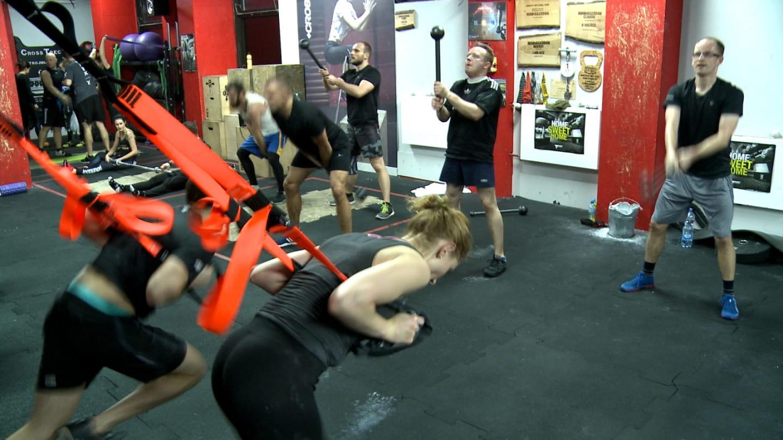 Nowe Przyloty Dziewczyny Trening Reebok CrossFit Nano 8