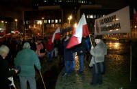 Manifestacja Ligi Obrony Suwerenności