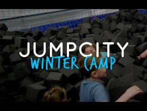 Zaproszenie na Ferie w Jumpcity