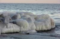 Pierwszy atak zimy  w Orłowie