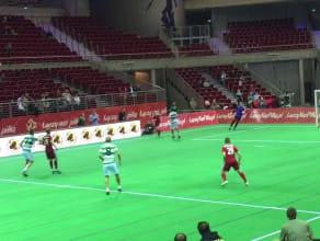 Sławomir Peszko strzela gola w Amber Cup