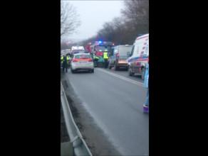 Konsekwencje wypadku na ul. Świętokrzyskiej