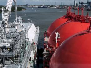 Terminal LNG w  porcie Kłajpeda