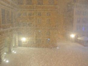 Pada śnieg, pada śnieg..