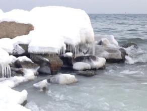 Zimowy spacer w Orłowie - ...
