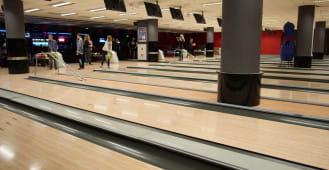 MK Bowling - Music Club Kosmos