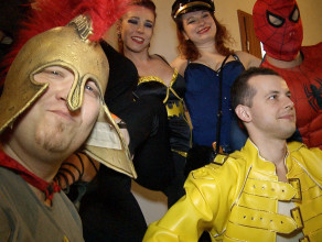 Super Hero Party - Nocne życie Trójmiasta