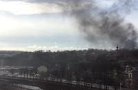 Czarny dym nad Gdańskiem