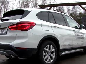 BMW X1: mały wydoroślał