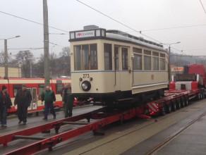 Gdański tramwaj z 1930 roku