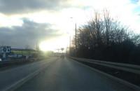 Słońce świeci korków nie ma :)