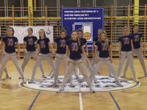 Cheerleaderki z Gdyni jadą do USA