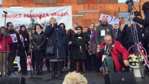 Henryka Krzywonos o Jarosławie Kaczyńskim