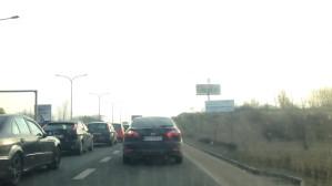 Koszmarnie na drodze