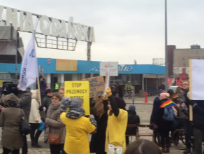 Manifa 2016 na Placu Solidarności