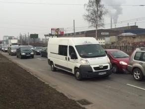 Tak wygląda jazda na zakładkę w Gdańsku