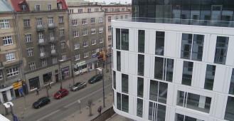 Zobacz wnętrza kompleksu Baltiq Plaza