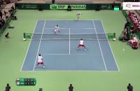 Davis Cup: Polska - Argentyna