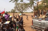 Dary przywiezione przez ekipę rajdową z Trójmiasta trafiły do dzieci w Mali