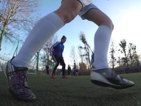 Piłka nożna - sport nie tylko dla facetów