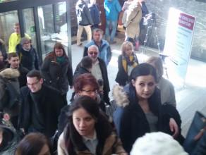 Ponownie otworzono gdański sąd po alarmie bombowym