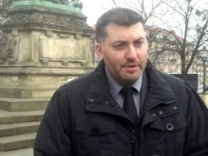 Artur Dziambor z KNP o imigrantach