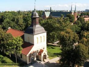 Kościół zwany Jakubkiem