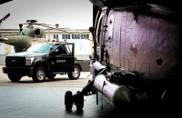 Ford F350: lotniskowy holownik