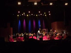 Nigel Kennedy zagrał Vivaldiego w Starym Maneżu