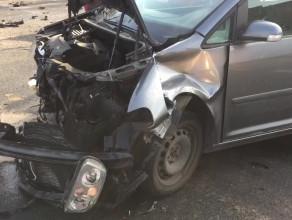 Wypadek na ulicy Siennickiej
