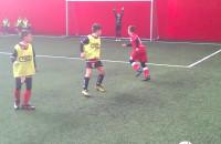 Turniej piłki - nastepca Lewandowskiego