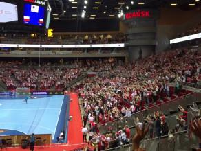 Polska-Chile awans do RIO Ergo Arena