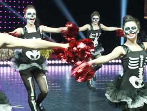 Cheerleaderki rywalizowały w Gdyni