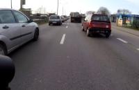 Rower szybszy od samochodów