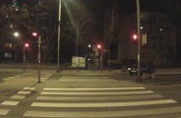 """Przyciski dla pieszych zielone """"na żądanie"""""""