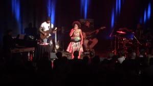 Lura i jej tańczące pośladki - Siesta Festival 2016