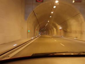 Tunel pod Martwa Wisłą. DZIEŃ OTWARCIA.
