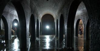 Wnętrza zbiornika
