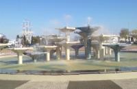 Fontanna w Gdyni już działa