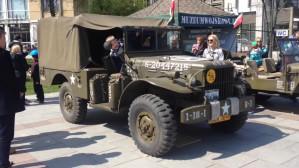 Piknik militarny w Sopocie