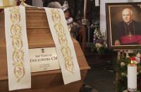 Pogrzeb arcybiskupa Tadeusza Gocłowskiego