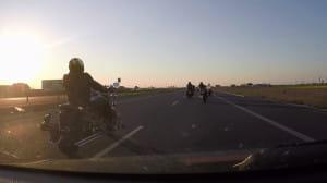 Wolność motocyklistów na A1