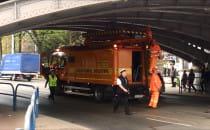 Zerwana trakcja tramwajowa we Wrzeszczu