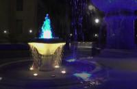 Nowa fontanna w parku Oruńskim