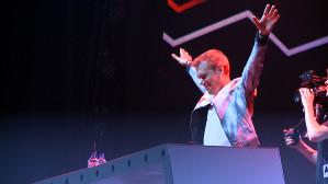 Armin van Buuren zagrał w Ergo Arenie